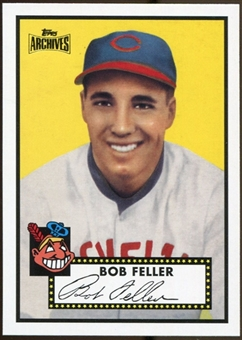 2012 Topps Archives Reprints #88 Bob Feller