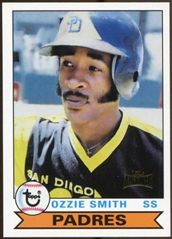 2012 Topps Archives Reprints #116 Ozzie Smith