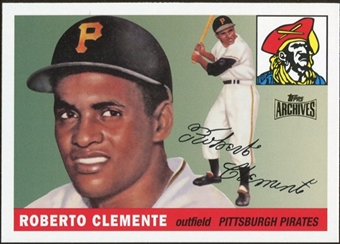 2012 Topps Archives Reprints #164 Roberto Clemente