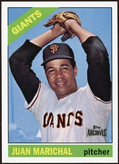 2012 Topps Archives Reprints #420 Juan Marichal
