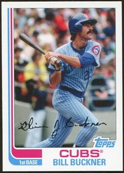2012 Topps Archives #205 Bill Buckner SP
