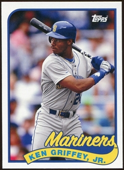 2012 Topps Archives #220 Ken Griffey Jr. SP