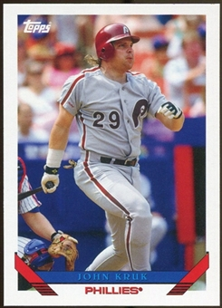 2012 Topps Archives #222 John Kruk SP