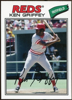 2012 Topps Archives #225 Ken Griffey SP