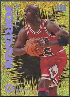 1994/95 Emotion #N3 Michael Jordan N-Tense