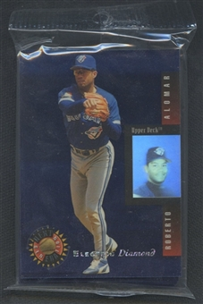 1994 Upper Deck Next Generation Electric Diamond Factory Set