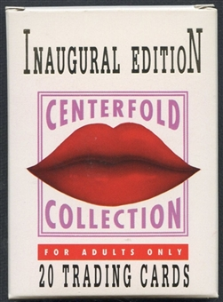 Centerfold Collection Inaugural Edition Set (1992 Infinity)