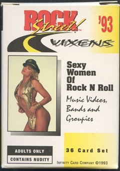 Rock Street! Vixens Factory Set (1993 Infinity)