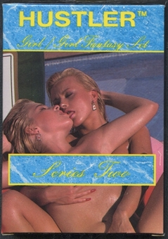 Hustler Girl / Girl Series 2 Fantasy Set (1994 Active)