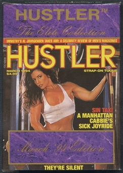 Hustler The Elite Collection Set March 1994 (1994 Active)
