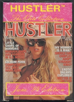 Hustler The Elite Collection Set June 1994 (1994 Active)