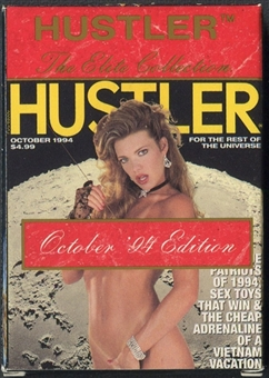 Hustler The Elite Collection Set October 1994 (1994 Active)