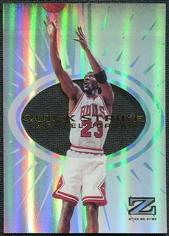 1997/98 SkyBox Z-Force Quick Strike #5 Michael Jordan