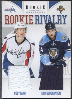 2011/12 Panini Rookie Anthology #14 Cody Eakin & Erik Gudbranson Rookie Rivalry Dual Jersey