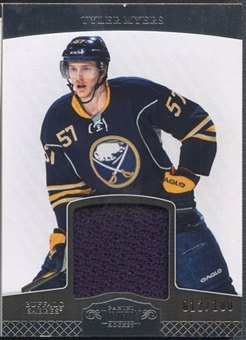 2011/12 Dominion #9 Tyler Myers Jersey #012/100