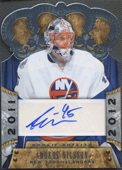 2011/12 Crown Royale #217 Anders Nilsson Rookie Auto