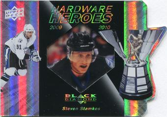 2010/11 Upper Deck Black Diamond Hardware Heroes #HHSS Steven Stamkos 86/100