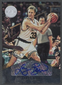 2012/13 Totally Certified #97 Larry Bird Auto #28/49