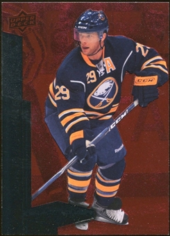2010/11 Upper Deck Black Diamond Ruby #27 Jason Pominville 36/100