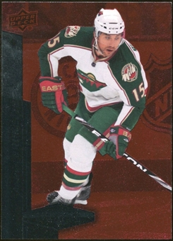 2010/11 Upper Deck Black Diamond Ruby #30 Andrew Brunette /100