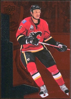 2010/11 Upper Deck Black Diamond Ruby #85 Jay Bouwmeester /100