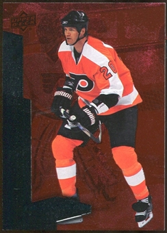 2010/11 Upper Deck Black Diamond Ruby #91 Chris Pronger /100