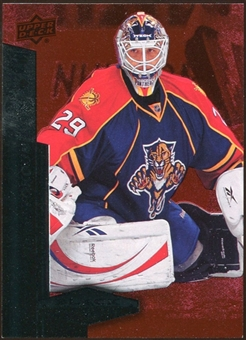 2010/11 Upper Deck Black Diamond Ruby #96 Tomas Vokoun /100