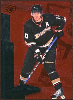 2010/11 Upper Deck Black Diamond Ruby #108 Corey Perry /100