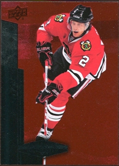 2010/11 Upper Deck Black Diamond Ruby #120 Duncan Keith /100