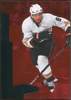 2010/11 Upper Deck Black Diamond Ruby #125 Bobby Ryan /100