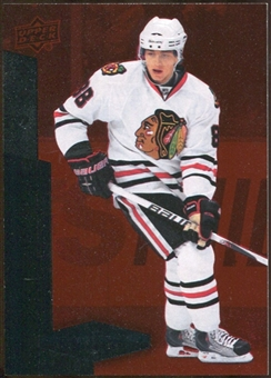 2010/11 Upper Deck Black Diamond Ruby #146 Patrick Kane /100