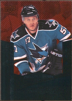 2010/11 Upper Deck Black Diamond Ruby #163 Tommy Wingels /100