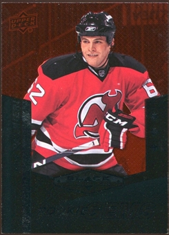 2010/11 Upper Deck Black Diamond Ruby #164 Nick Palmieri /100