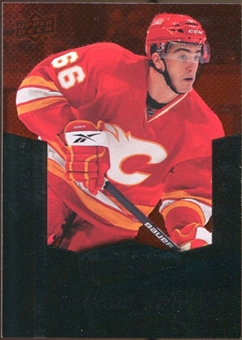 2010/11 Upper Deck Black Diamond Ruby #166 T.J. Brodie /100