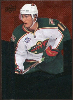 2010/11 Upper Deck Black Diamond Ruby #167 Casey Wellman /100