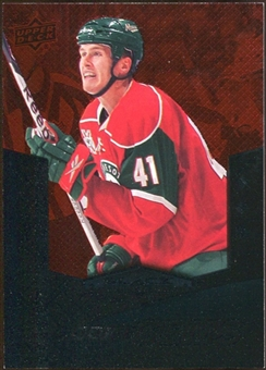 2010/11 Upper Deck Black Diamond Ruby #171 Justin Falk /100