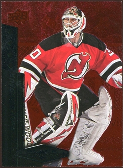 2010/11 Upper Deck Black Diamond Ruby #193 Martin Brodeur /100