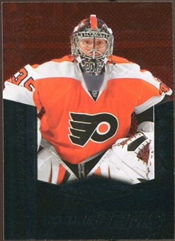 2010/11 Upper Deck Black Diamond Ruby #204 Sergei Bobrovsky /100