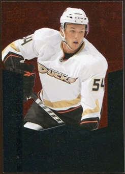 2010/11 Upper Deck Black Diamond Ruby #206 Cam Fowler /100