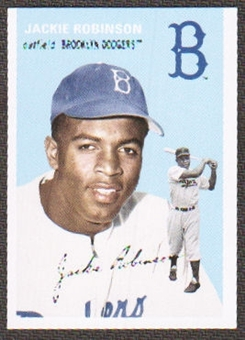 2012 Topps Archives #39 Jackie Robinson
