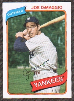 2012 Topps Archives #138 Joe DiMaggio