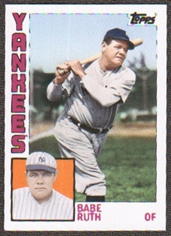 2012 Topps Archives #189 Babe Ruth