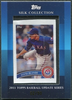 2011 Topps Silk Collection #265 Alexi Ogando 2/50