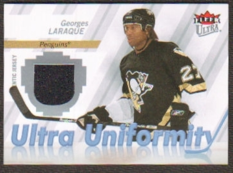 2007/08  Ultra Uniformity #UGL Georges Laraque