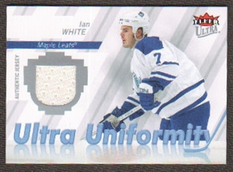 2007/08  Ultra Uniformity #UIW Ian White