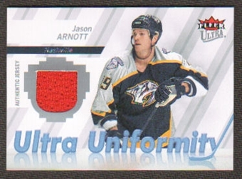 2007/08  Ultra Uniformity #UJA Jason Arnott
