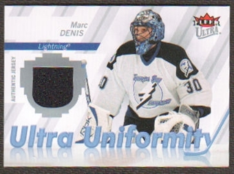 2007/08  Ultra Uniformity #UMD Marc Denis