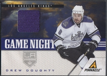 2011/12 Pinnacle #35 Drew Doughty Game Night Materials Jersey
