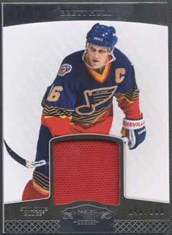 2011/12 Dominion #81 Brett Hull Jersey #040/100