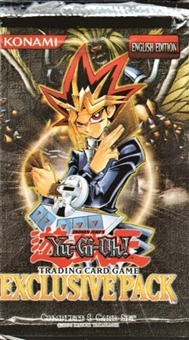 Upper Deck Yu-Gi-Oh The Movie Exclusive Booster Pack